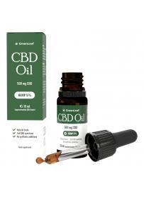 Green Leaf CBD Oil –...
